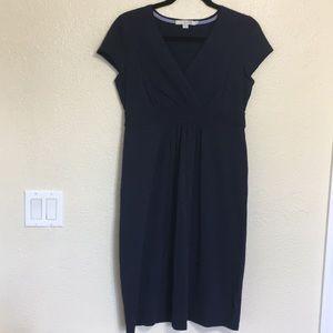 Boden Wrap Dress Short Sleeve Sz 8R